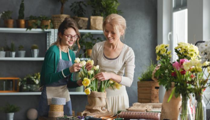 Jak profesjonalnie obsłużyć klienta w kwiaciarni