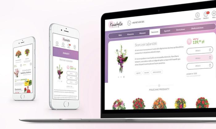 Jak się wyróżnić na tle konkurencji  - kwiaciarnia