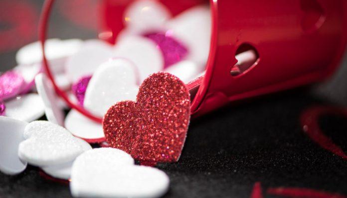 jak przygotować kwiaciarnię na Walentynki