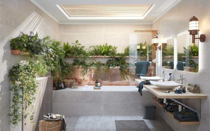 Zielony kącik w łazience - rośliny, które nadają się do trudnych pomieszczeń