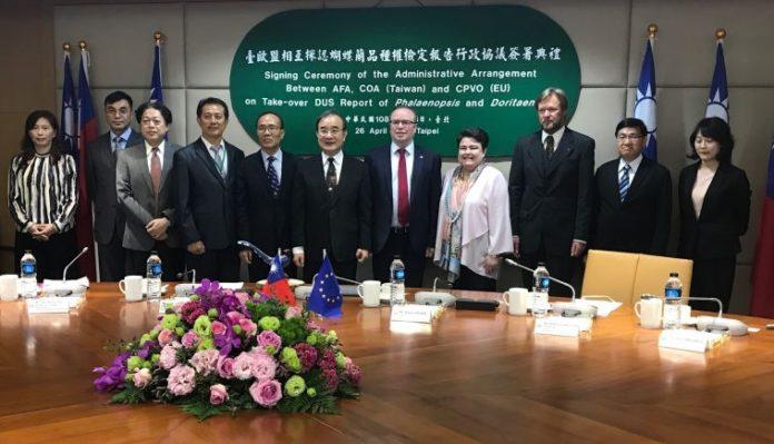 Taiwan and UE