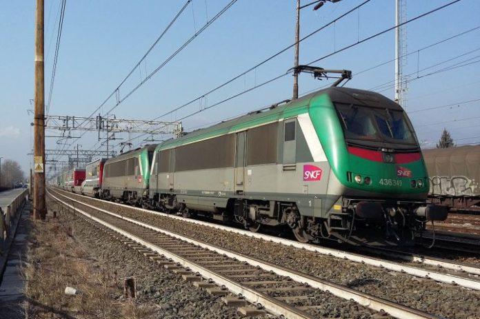 Pociąg we Włoszech