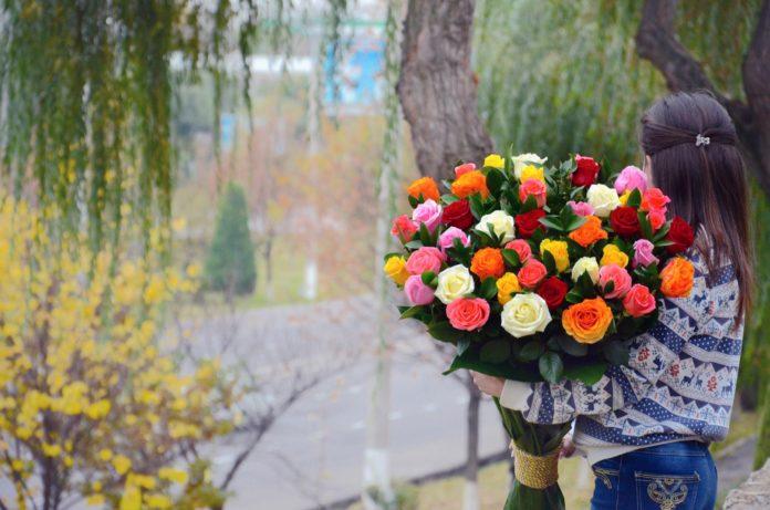 Róże w Uzbekistanie