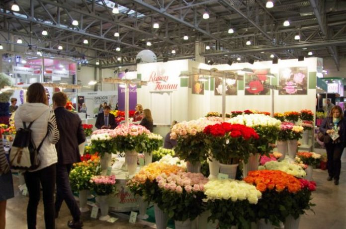 Kwiaty cięte w Rosji