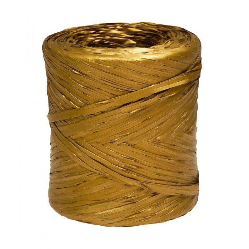 Rafia włoska złota